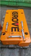 Grove GMK 5130-2, Accessoires et pièces pour grue
