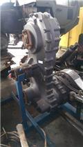 Liebherr LTM 1045-3.1, Getriebe