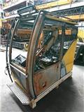 リープヘル LTM 1060-2 upper cab、キャビン及び内装