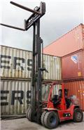 Hyster H 7.00 XL, 2005, Diesel trucks