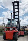 Kalmar DCF 100-45, 2012, Gaffeltruck til containerhåndtering