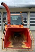 Unimog Kehrbesen Schmidt VKS 4.2, 2000, Other groundcare machines
