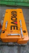 Grove GMK 5130-2, Crane parts and equipment