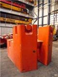 Grove GMK 6300, Crane parts and equipment