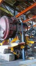 ZF 6 WG 120 KMK 2025, Transmisiones