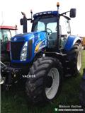 New Holland T 8020, 2008, Tracteur