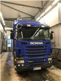 Scania R 500, 2010, Camiones con caja de remolque