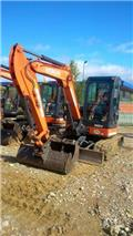 Hitachi ZX 48 U-3, 2012, Mini excavadoras < 7t