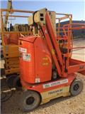 JLG Toucan 8 E, 2011, Articulated boom lifts
