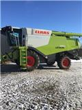 Claas Lexion 660, 2014, Combine harvesters