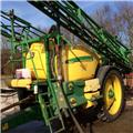 John Deere 740, 2007, Trailed sprayers