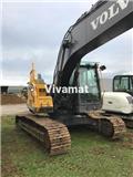 Volvo EC 20, 2015, Crawler Excavators