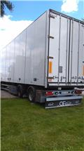 Ekeri, 2009, Причепи-фургони