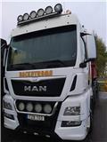 MAN TGX, 2015, Unit traktor
