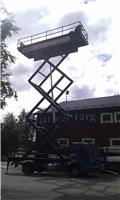 Other Skylift, 1997, Kaubikud