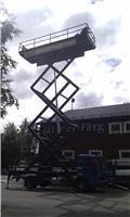 Other Skylift, 1997, Lätta skåpbilar