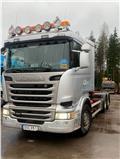 Scania R-serie، 2013، شاحنات الرافعات الخطافية