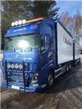 Volvo FH16, 2017, Lastbiler med tip