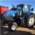 New Holland TS 6.130, 2016, Tractors