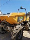 Mecalac 2018 Mecalac 6 Tonne Swivel Dumper DPR309, Site dumpers