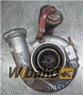 Borg Warner Turbocharger Borg Warner 11621013063, 2000, Engines