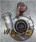 Borg Warner Turbocharger Borg Warner 11621013063, 2000, Silniki