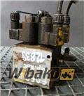 Eder Valves set / Zestaw zaworów Eder 816 E-4, 2000, Hydraulics