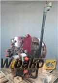 Hanomag D 400, 2000, Transmisión