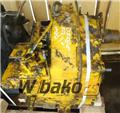 Hanomag Gearbox/Transmission / Skrzynia biegów Hanomag D50, 2000, Dozers