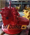 Hydromatik Main pump Hydromatik A8VO55LR3H2/60R1-PZG05K13 R90, 2000, Hydrauliikka