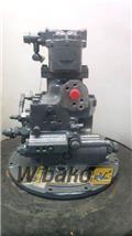 Komatsu Hydraulic pump Komatsu, Ostatní komponenty