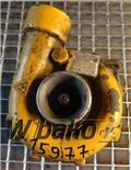 KKK Turbocharger KKK K27.2 53279706214, 2000, Motoren