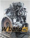 Perkins Engine Perkins 1004-4T AB, 2000, Retrocargadoras
