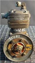 Wabco Compressor Wabco 4110408470, Motorer