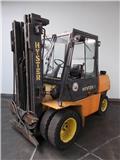 Hyster H 4.00 XLS-6, 1998, Diesel Forklifts