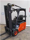 Linde E15, 2012, Electric Forklifts