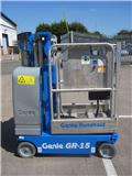 Genie GR 15, 2006, Vertical mast lifts