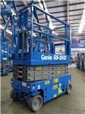 Genie GS 1932, 2007, Scissor lifts