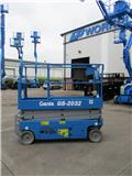 Genie GS 2032, 2014, Scissor lifts