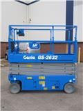 Genie GS 2632, 2011, Scissor lifts