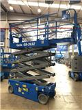 Genie GS 2632, 2007, Scissor lifts