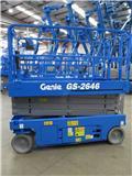 Genie GS 2646, 2011, Plataformas tijera