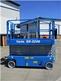 Genie GS 3246, 2005, Scissor lifts