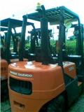 Daewoo D 25 S, Forklift trucks - others