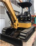 Caterpillar 304 C CR, Minigravere <7t