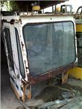 Komatsu เก๋งรถตัก, Crane parts and equipment