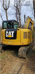 Caterpillar 308 E CR, 2013, Mini Excavators <7t (Mini Diggers)