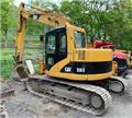 Caterpillar 314 C, 2007, Crawler Excavators