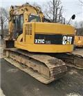 Caterpillar 321 C LCR, 2004, Crawler Excavators