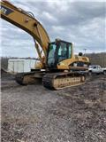 Caterpillar 325 CL, 2005, Crawler Excavators